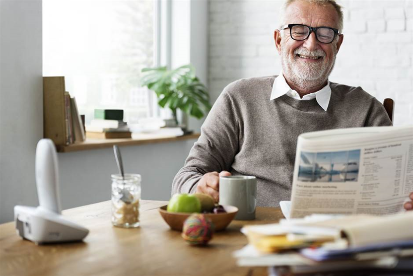Using AI to support independent living for seniors