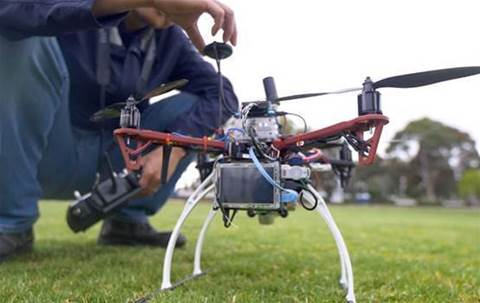 Monash Uni trials autonomous drones for smart water sensing