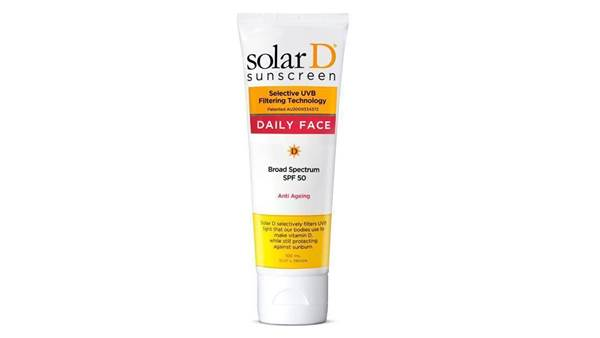 Product of the Week: Solar D Sunscreen - Daily Face