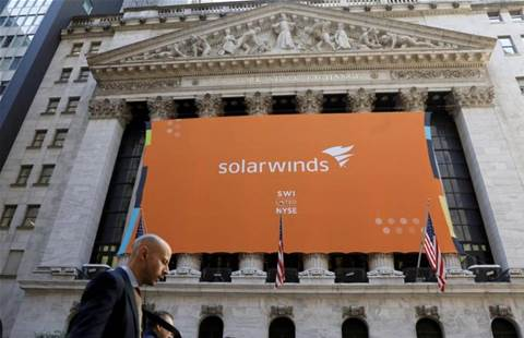 Suspected Chinese hackers used SolarWinds bug to spy on US payroll agency