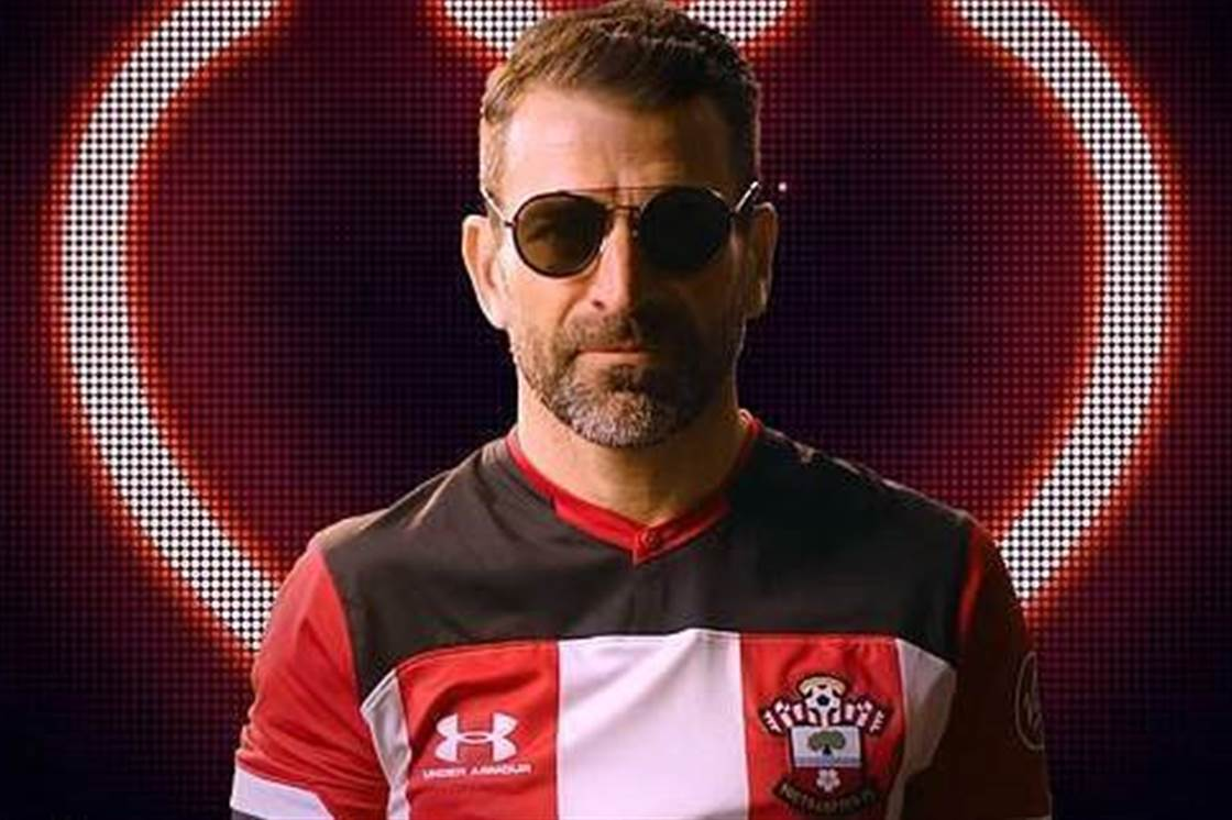 Watch! Southampton's brilliant kit-release video for underwhelming 2019/20 home jersey