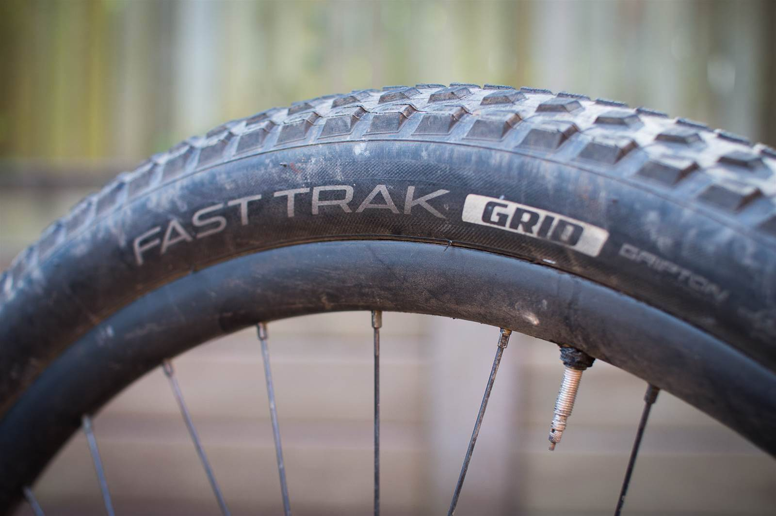 TESTED: Specialized Fast Trak GRID Gripton tyres
