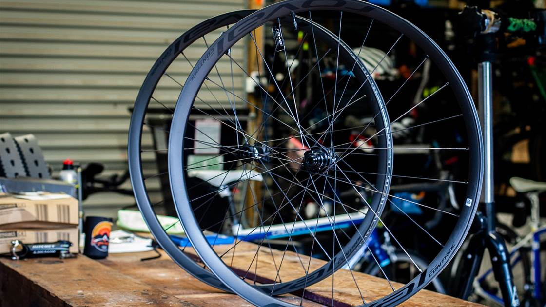 FIRST LOOK: Roval Control Carbon 6B XD wheels