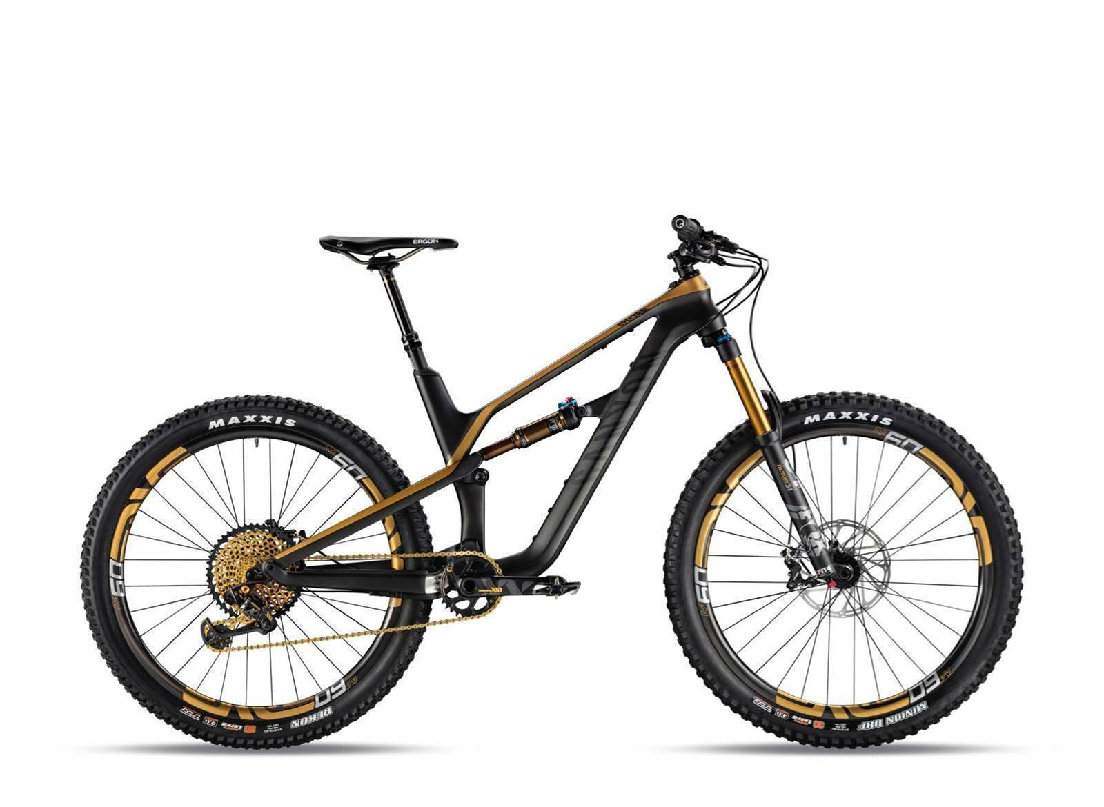 Canyon launch an all-new Spectral