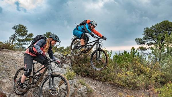 Canyon reveal two new women's mountain bikes