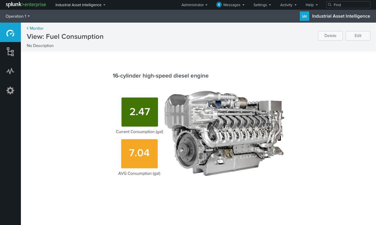 Splunk embraces industrial IoT