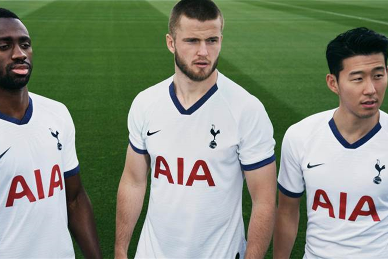 Nike go back to basics for the new Spurs kits