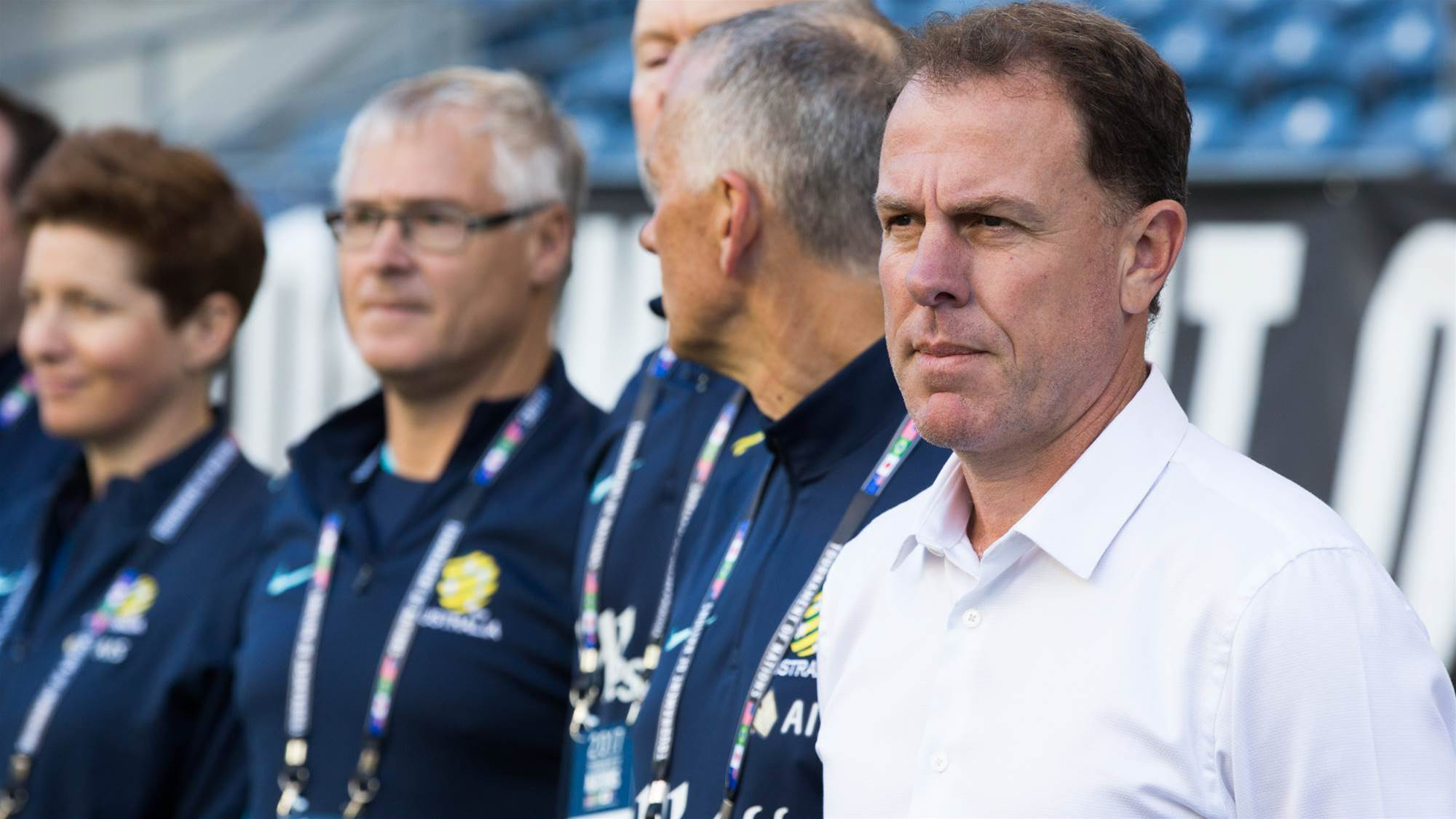 Stajcic the first national coach to look at remote Indigenous footballers