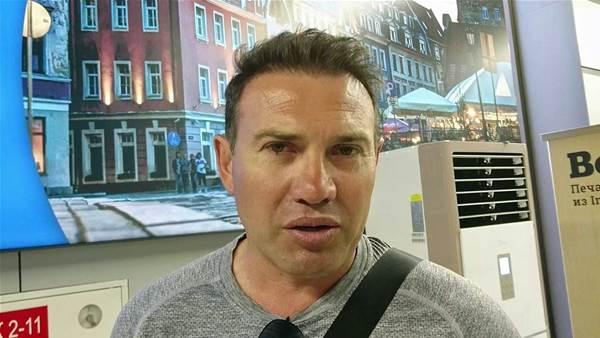Lazaridis: Bert's Denmark tactics cost us