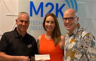 M2K's owners launch channel enablement business