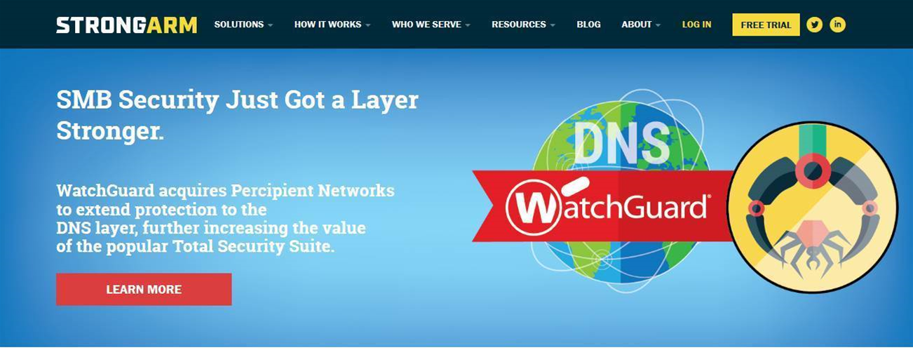WatchGuard adds DNS protection to security suite