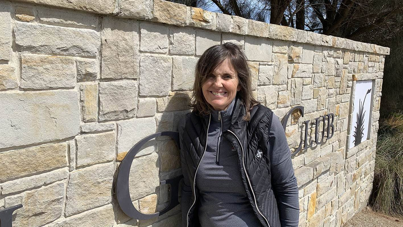 The Thing About Golf Podcast: Sue Wooster