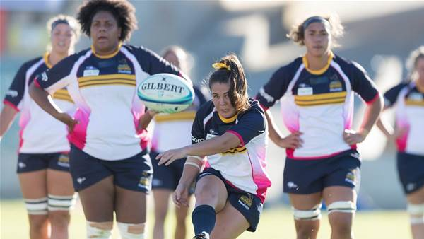 Brumbies Women host Fiji