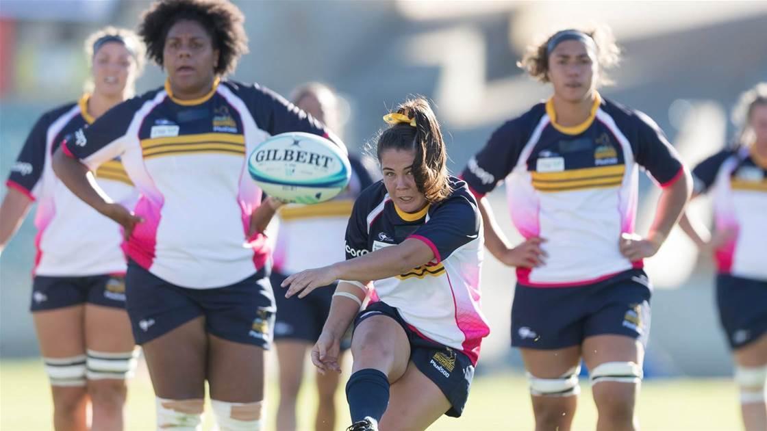 Brumbies Women host Fiji