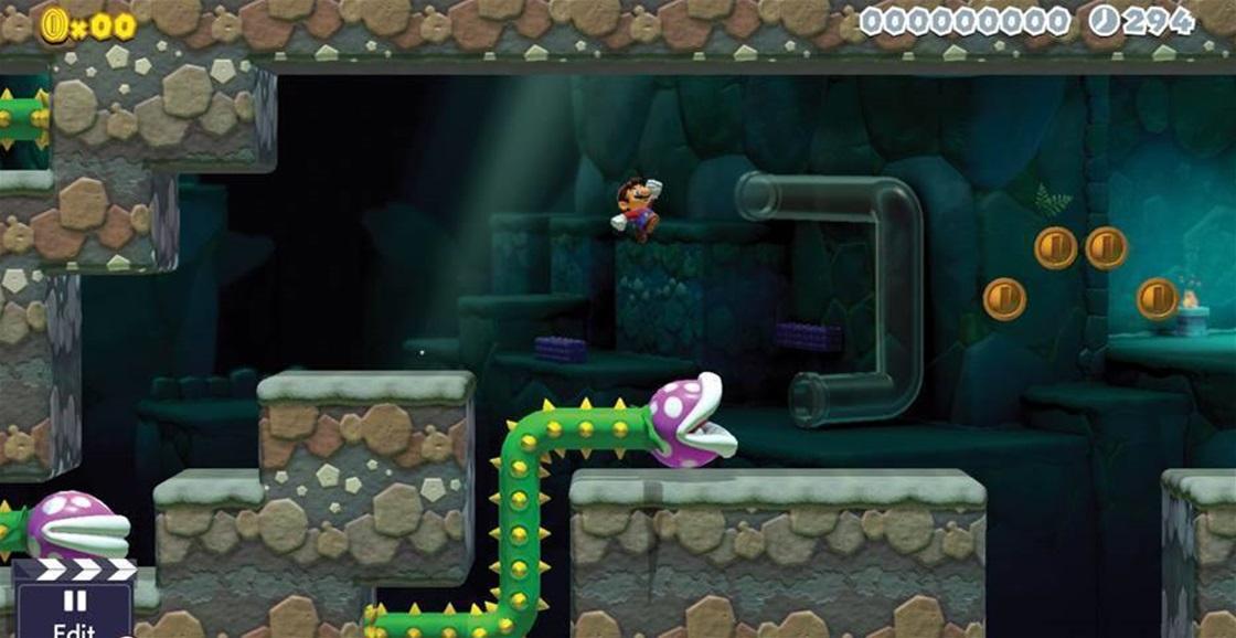 Super Mario Maker 2 Cheats