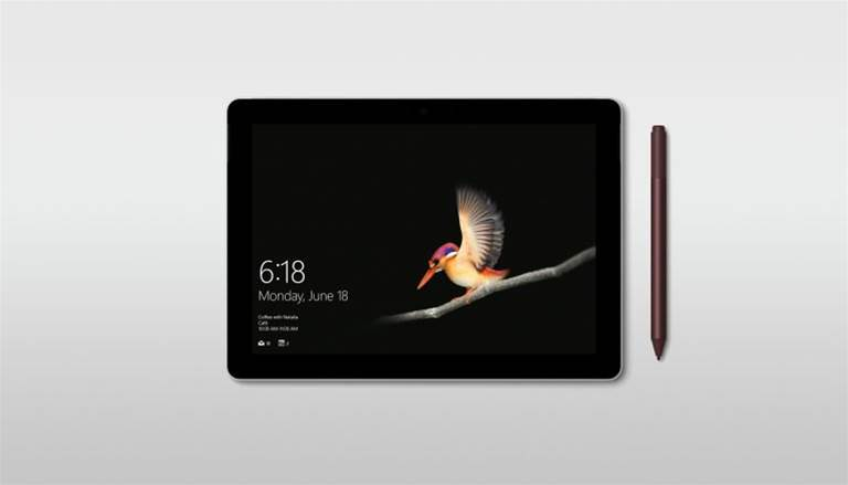 Microsoft has a new Surface tablet with built-in 4G