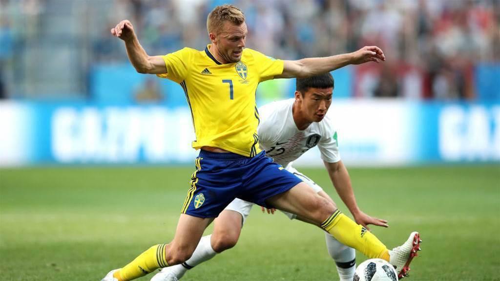 Sweden v South Korea: Player Ratings