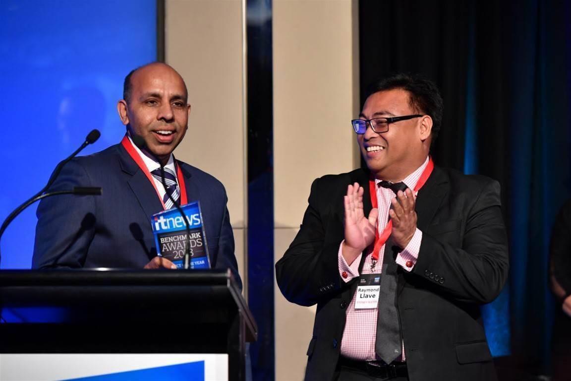 Sydney Water wins Industrial award for customer hub