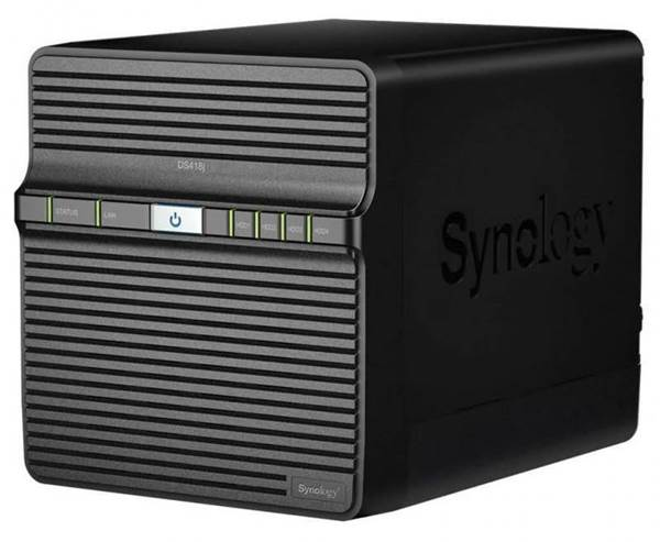 Synology DiskStation DS418j review: a great-value four-bay NAS