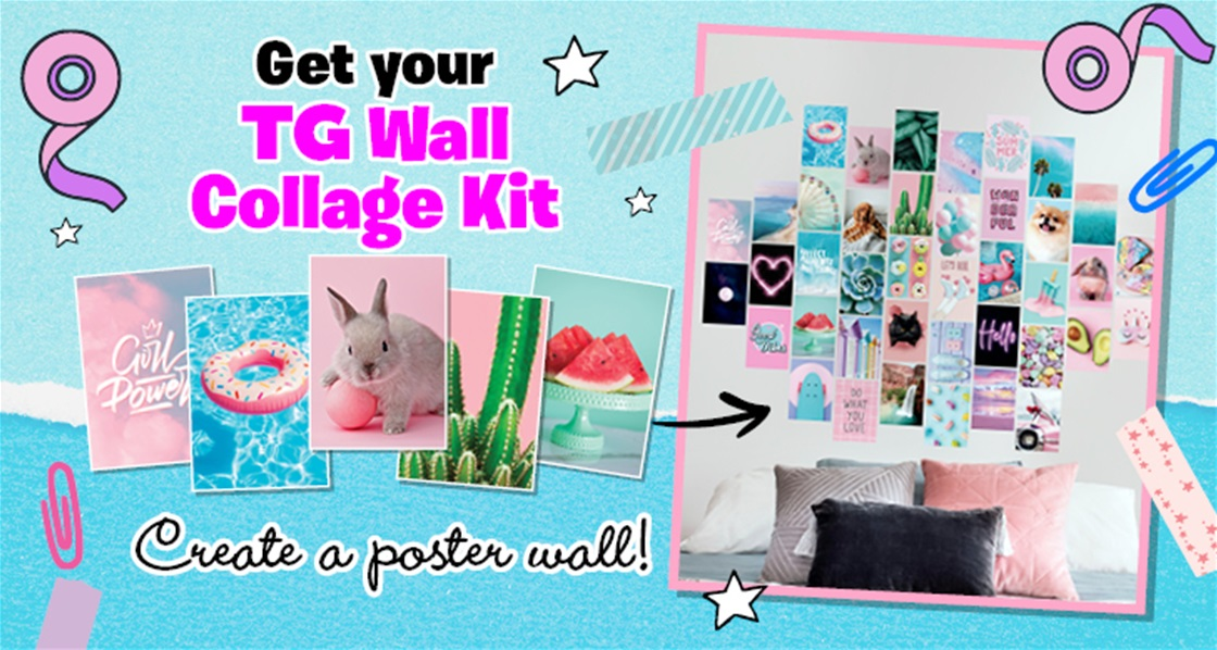 Introducing TG's newest Craft Kit! Get yours now!