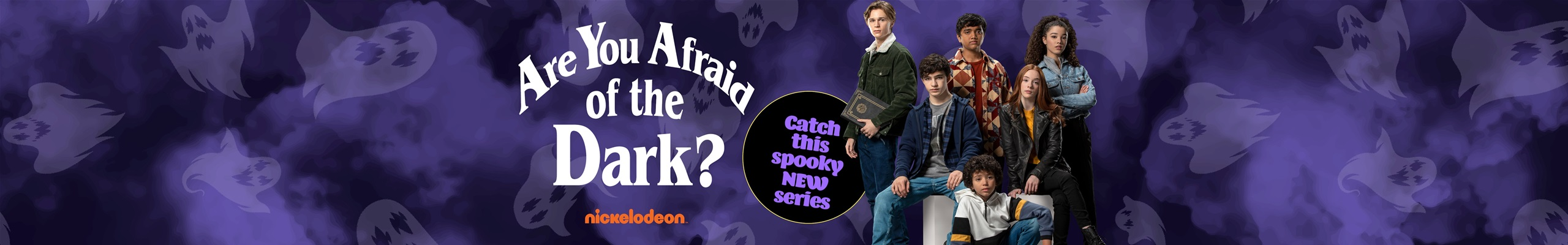 Spooky NEW series alert! Nickelodeon's Are You Afraid of the Dark? is back for Season 2!
