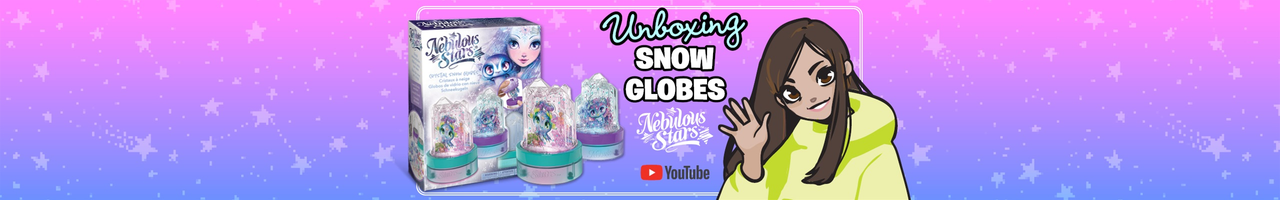 How to make a Crystal Snow Globe!