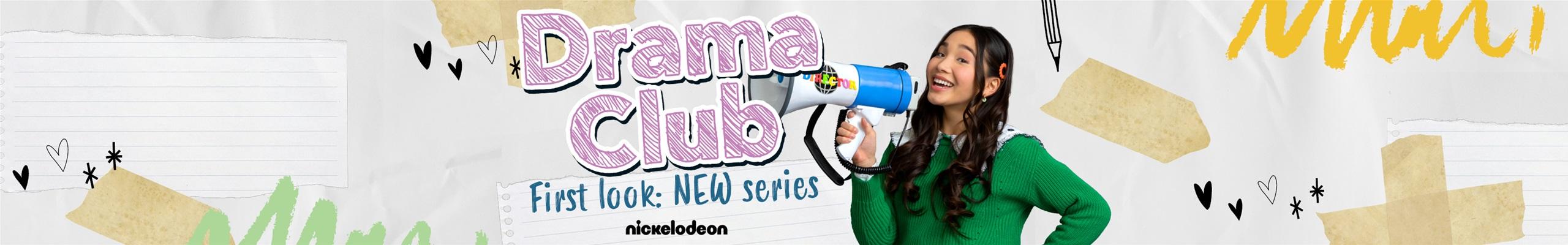 Tune in: Catch the BRAND NEW show Drama Club!