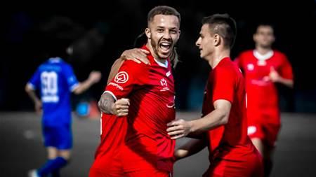 A-League alert: Exciting English striker's showcase against champions