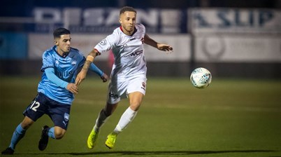 Reformed bad boy is A-League target