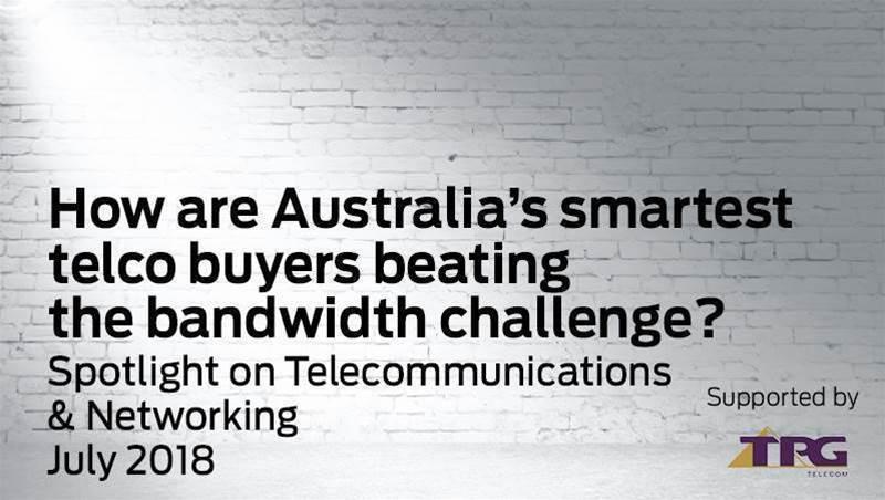 Spotlight on telecommunications & networking