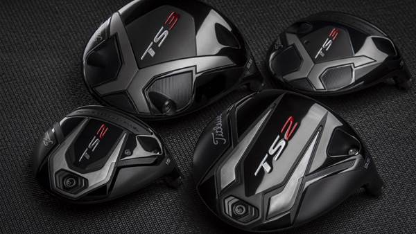 Titleist TS2 and TS3 woods built for speed