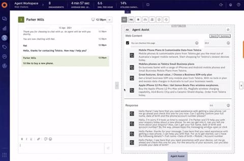 Telstra finetunes virtual assistant Codi for 'async messaging' model