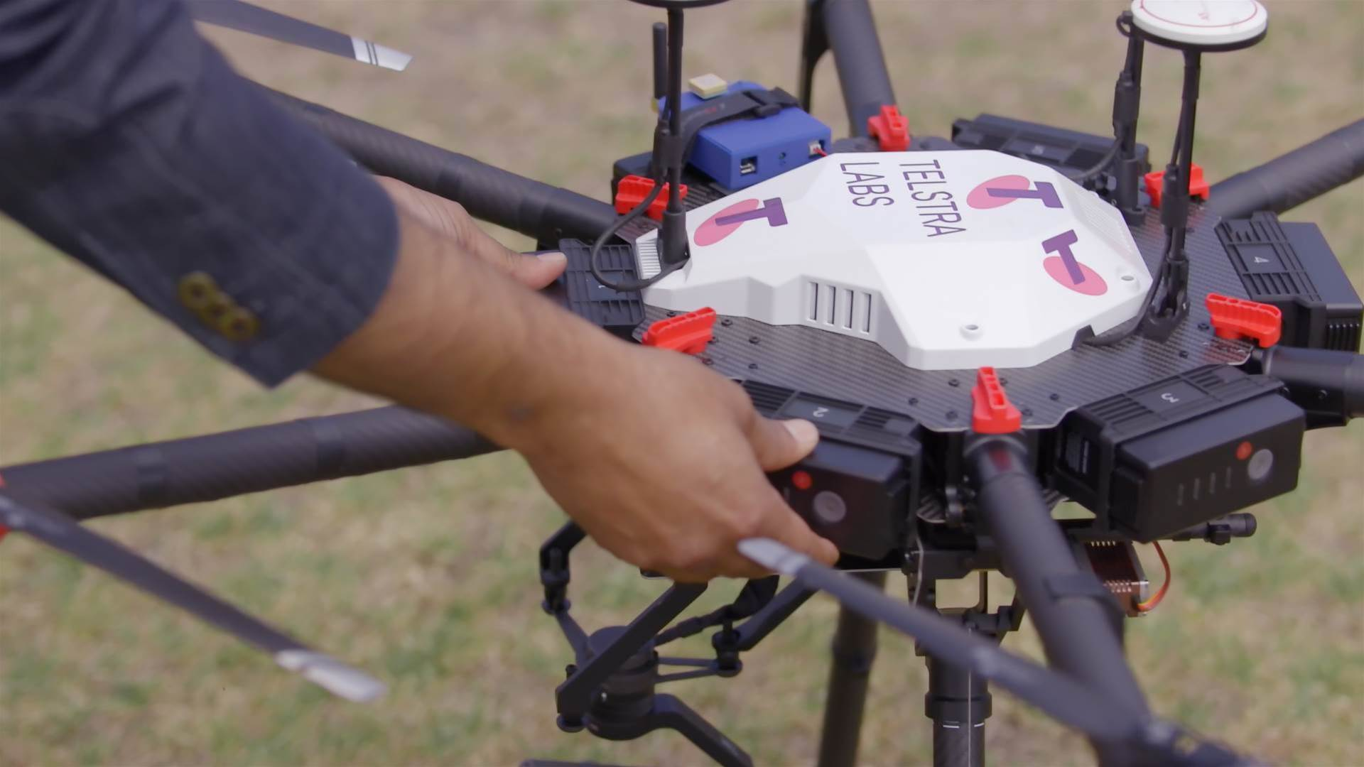 Telstra, Thales collaborate on drone management platform