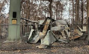 Telstra reveals facility outage numbers from bushfire crisis