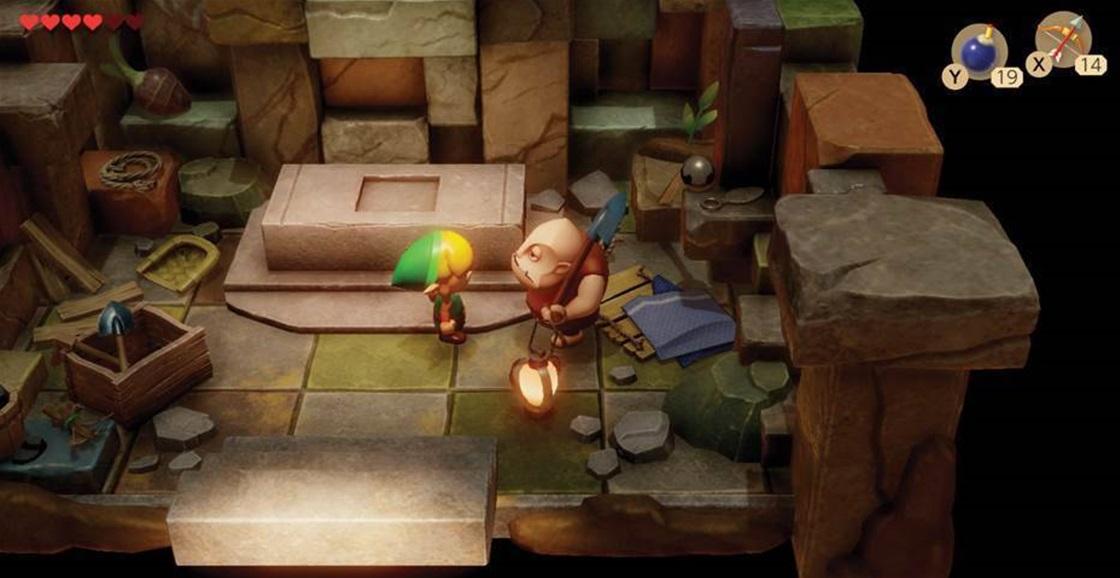 Playing Now: The Legend of Zelda: Link's Awakening