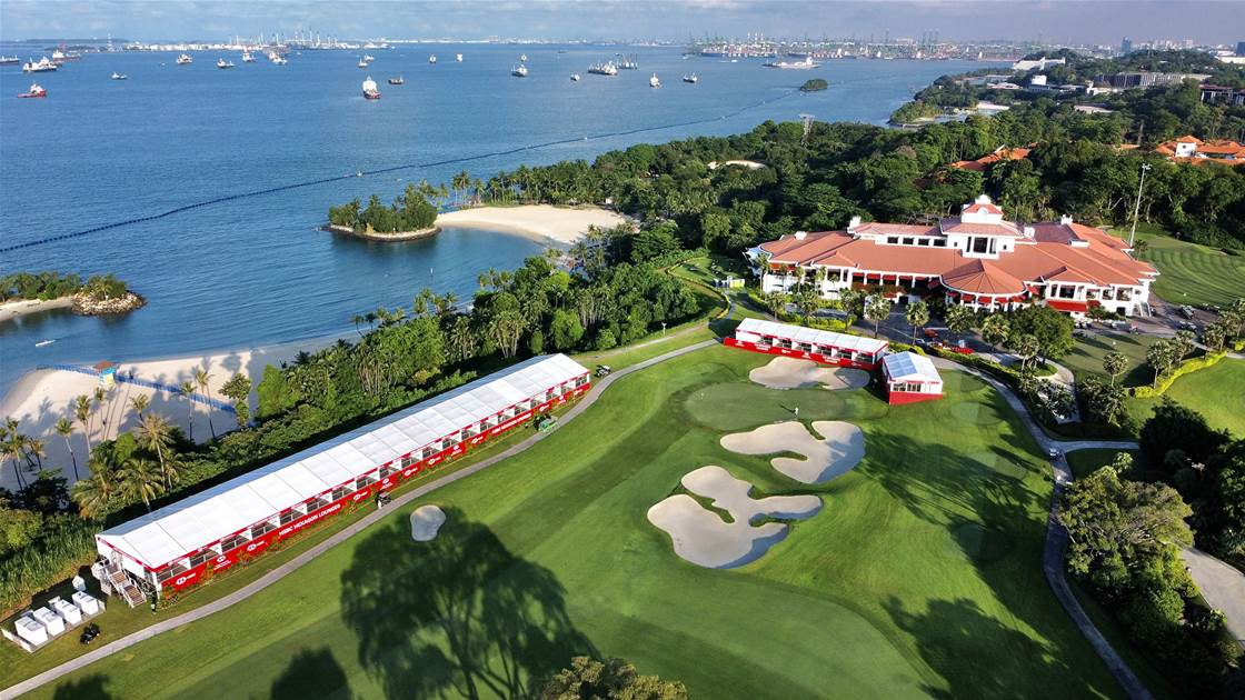 Sentosa aiming to become world's first carbon neutral golf club