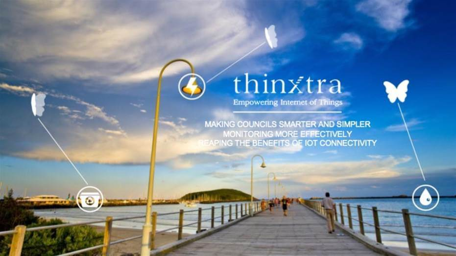 Helping councils discover the power of connected devices