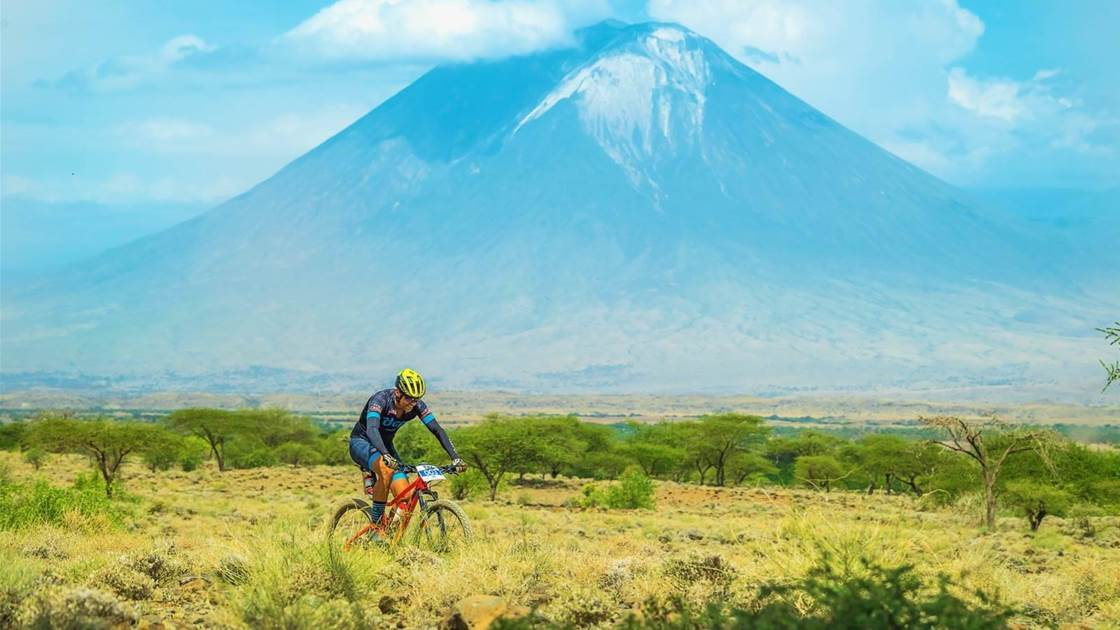 In the shadows of Killimanjaro - K2N Stage Race