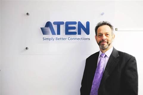 AV vendor ATEN appoints Tim Hill as new MD