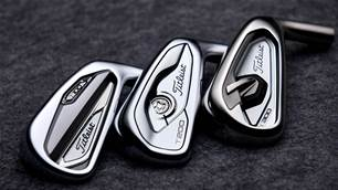 Titleist unveil three new T-Series iron models