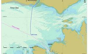 Vocus to run subsea spur off north west cable system