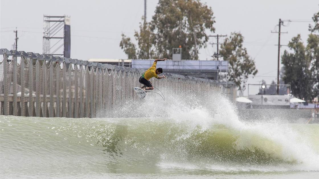 5 Surfers Who Are Going To Kill It At Surf Ranch