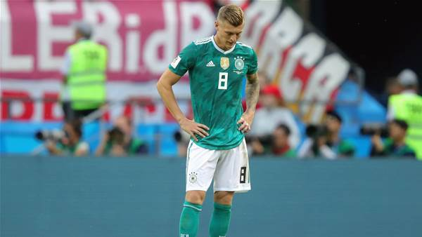 Kroos: We didn't deserve to progress