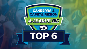 Canberra could strike A-League deal in 6 months