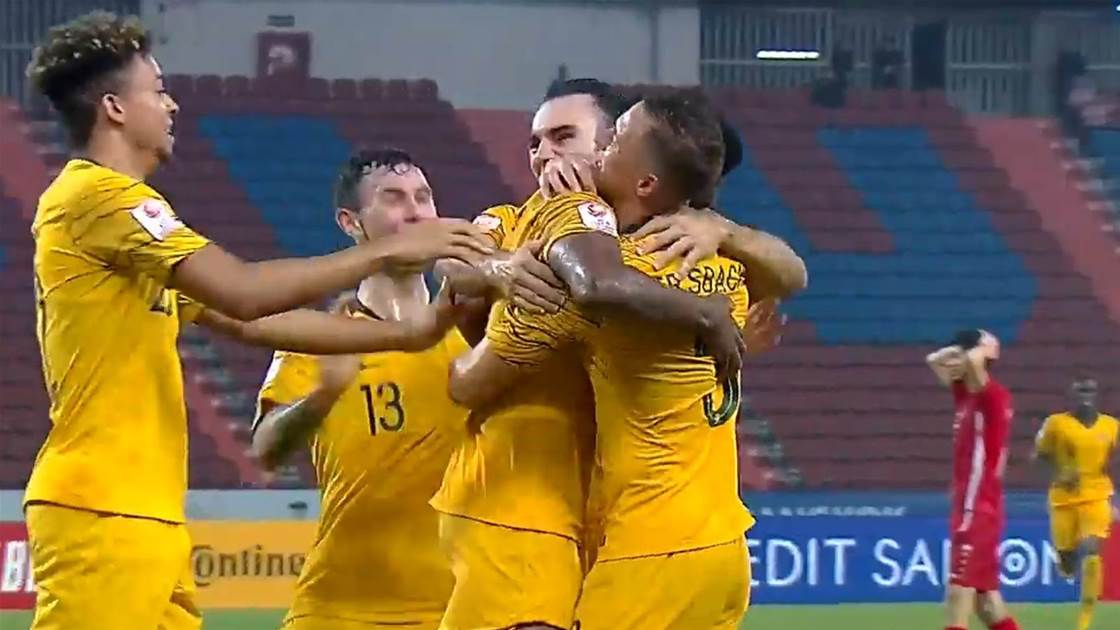 Olyroos beat Syria to near Tokyo