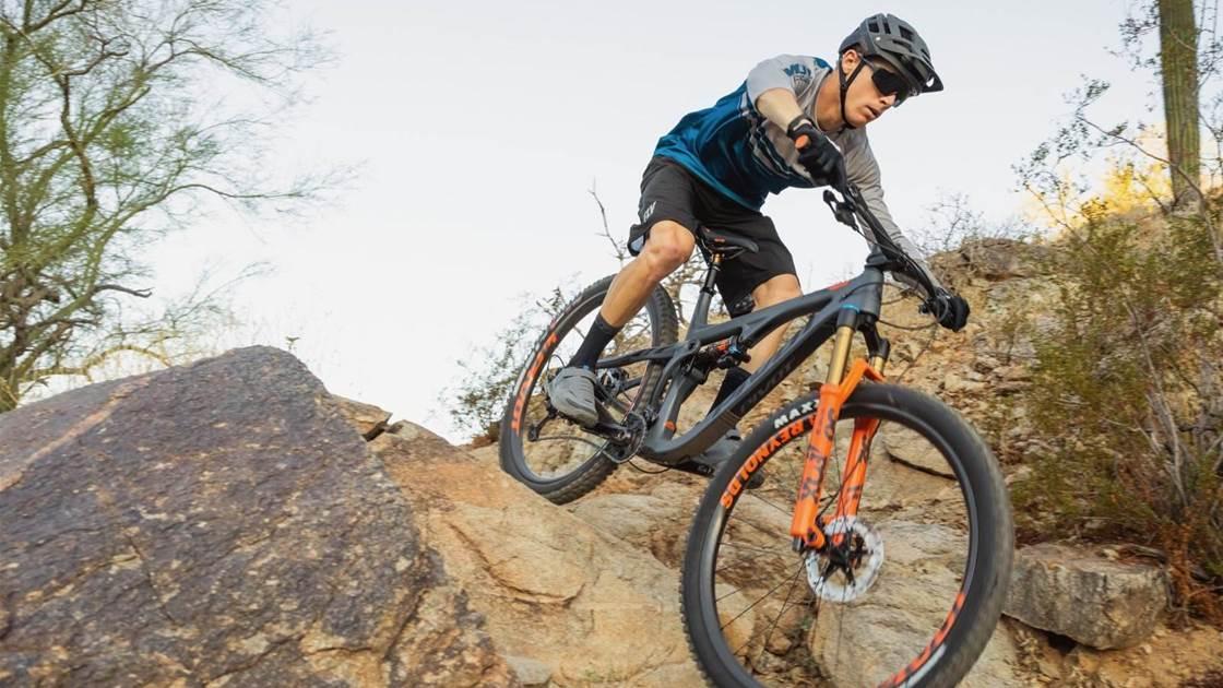 Pivot release the Trail 429 Enduro build