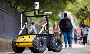 Defence fund boosts autonomous vehicle research