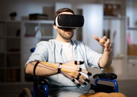 UNSW scores $5m US defence grant for VR pain relief