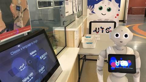 Sydney hospital trials multilingual wayfinding robot