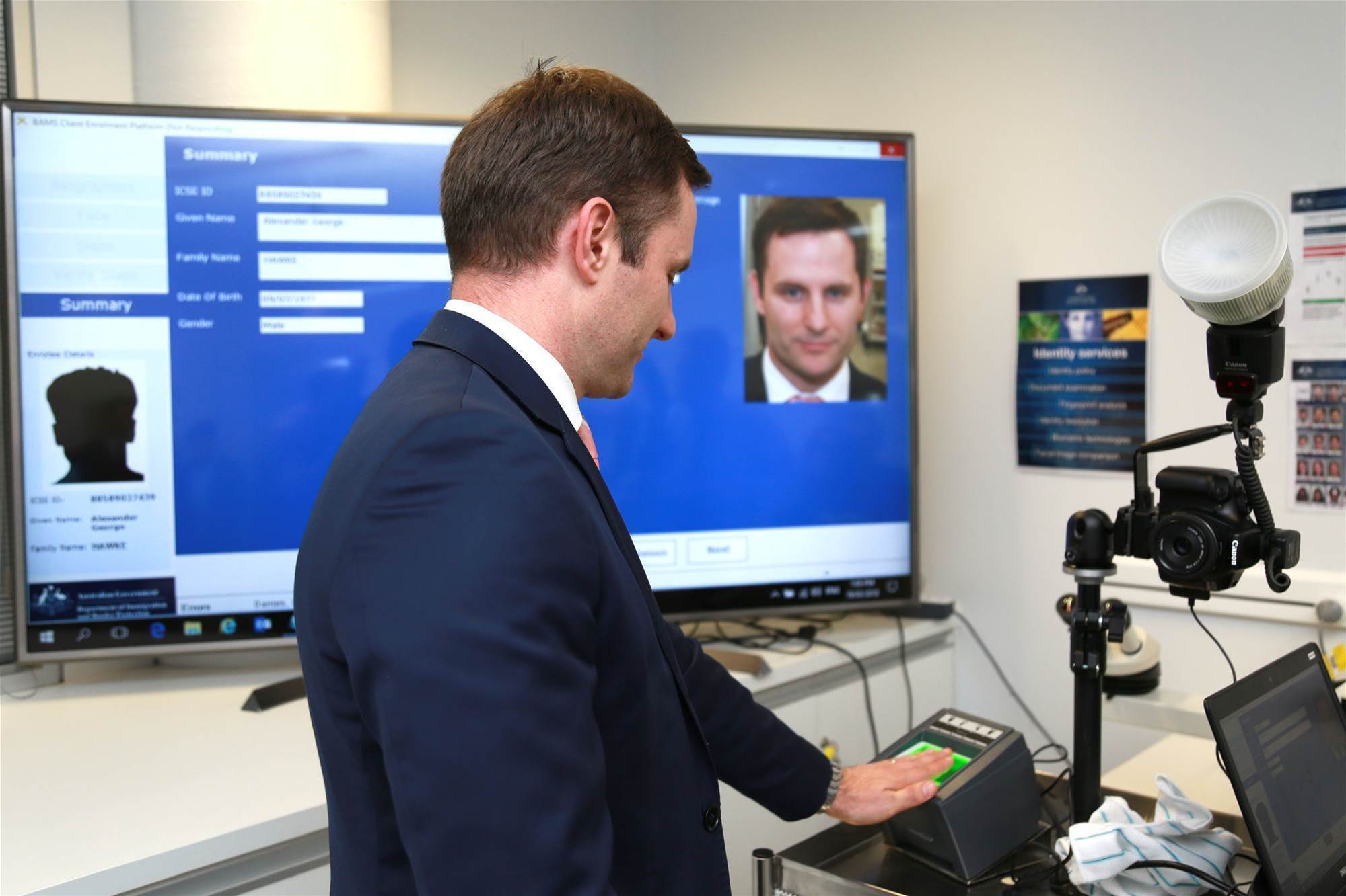 Unisys to provide Australia's new biometrics travel platform
